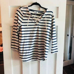 Old Navy Sailor Top